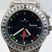 Lemania Steel Automatic new