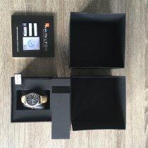 Hamilton Khaki Field Officer nieuw 2018 Handopwind Horloge met originele doos en originele papieren H69419933