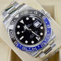 Rolex 116710BLNR Steel 2018 GMT-Master II 40mm pre-owned United States of America, Virginia, Arlington