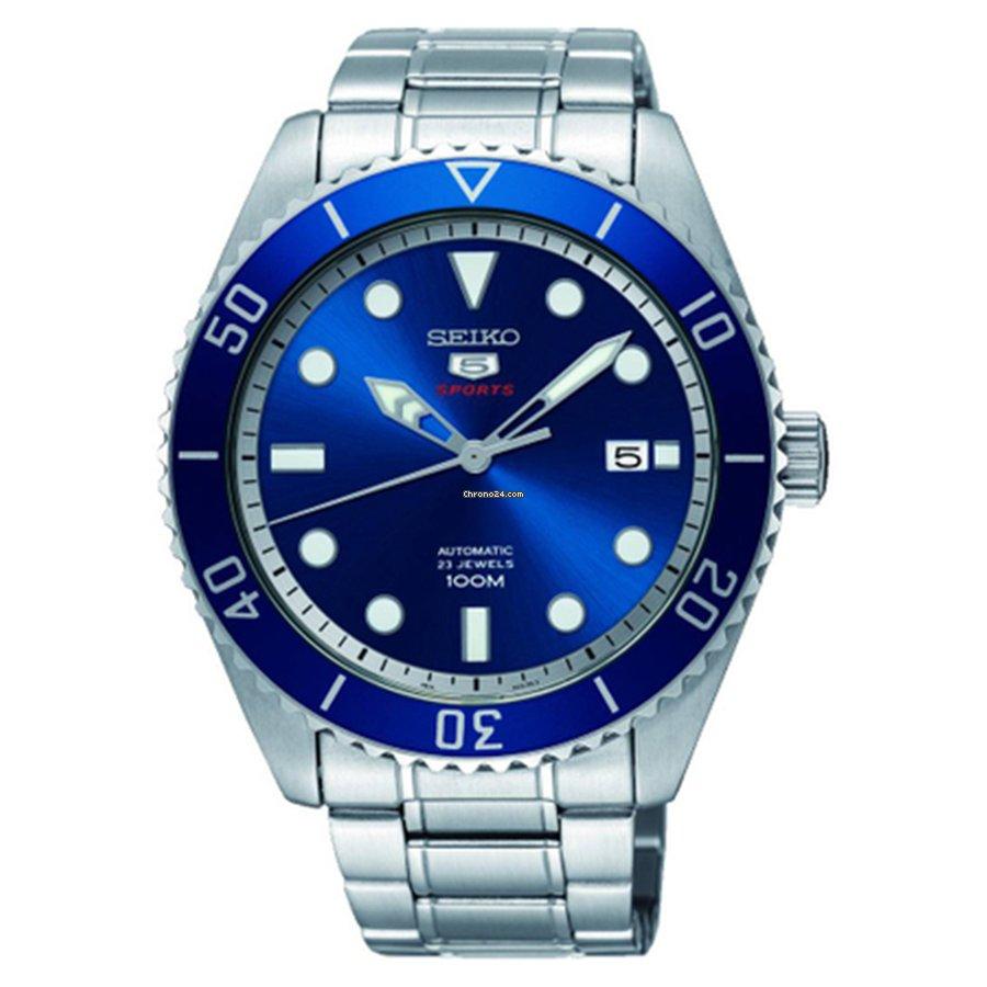 Seiko Men S 5 Sports Srpb89k1 Automatic Watch