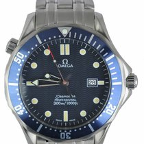 Omega Seamaster Diver 300 M Steel 41mm Blue United States of America, New York, Smithtown
