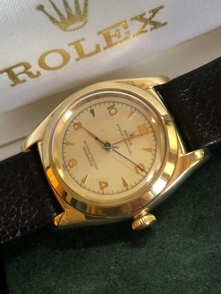 sito affidabile 72538 058c5 Rolex Bubble Back