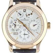 Jaeger-LeCoultre Master Eight Days Perpetual 146.2.26.S подержанные