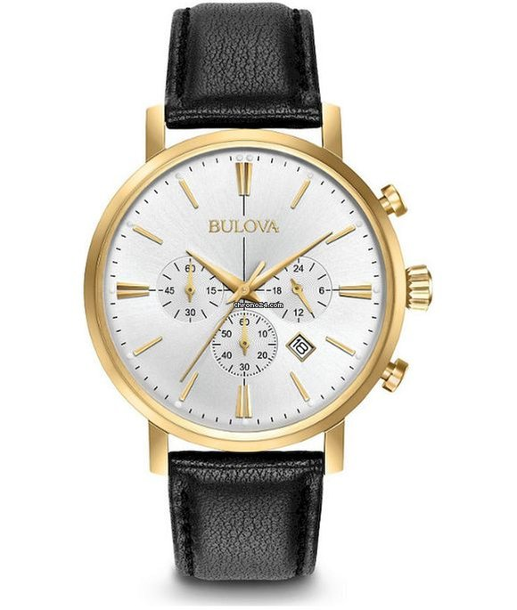 Bulova Herrenuhr Classic Chronograph 97B155