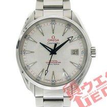 Omega Seamaster Aqua Terra Acier 42mm Blanc