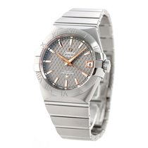 Omega Constellation Men 123.10.38.21.06.002 new