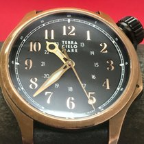 Terra Cielo Mare Bronze 44mm Manual winding new