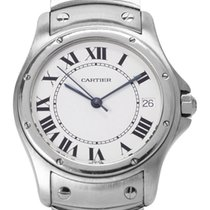 Cartier Santos (submodel) Stal 32mm