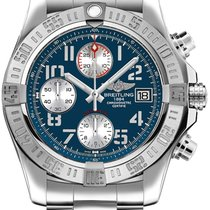 Breitling Avenger II new 2019 Automatic Chronograph Watch with original box and original papers A13381111C1A1