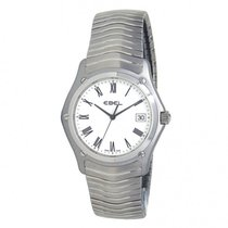 Ebel Classic Steel 37mm White United States of America, New York, New York