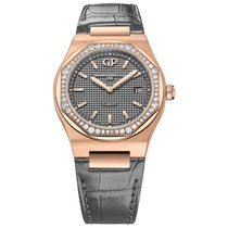 Girard Perregaux 80189D52A232-CB6A Rose gold Laureato 34mm new United States of America, California, Newport Beach