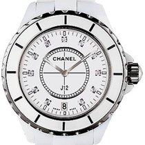Chanel J12 Steel 38mm White United States of America, New York, NY