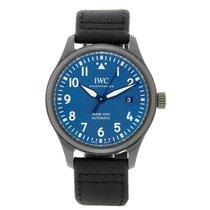 IWC Pilot Mark Ceramic 41mm Blue Arabic numerals United States of America, Massachusetts, Andover