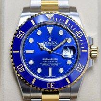 Rolex Submariner Date Gold/Steel 40mm Blue No numerals United States of America, Washington, Seattle