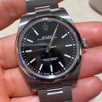 Rolex Oyster Perpetual 39 114300 2020 új