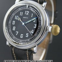 Zenith Pilot Type 20 occasion 40mm Cuir