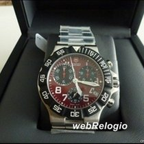 Victorinox Swiss Army Summit XLT Staal 42mm Rood