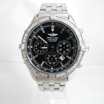 Breitling Shadow Flyback Stahl
