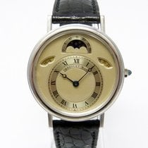 Breguet pre-owned Automatic 36mm Gold (solid) Sapphire crystal