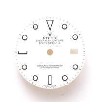 Rolex Explorer II pre-owned
