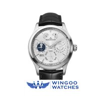 Jaeger-LeCoultre - Master Eight Days Perpetual 40 Ref. Q1618420