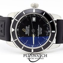 Breitling NEW SuperOcean Heritage 42 mm  BLACK NERO  A1732124