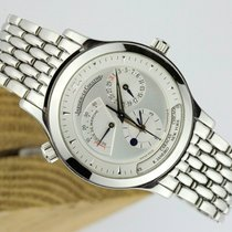 Jaeger-LeCoultre MASTER GEOGRAPHIC-FULL SET