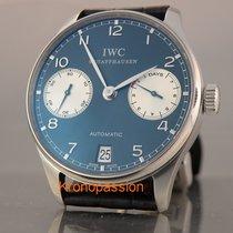 IWC Portuguese Automatic 7 Days Edition Laureus
