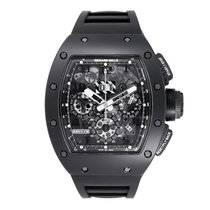Richard Mille Flyback Chronograph Black Phantom 50 piece...