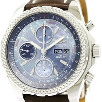 Breitling Bentley Gt Ltd Edition In Japan Steel Watch A13362...