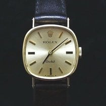 Rolex Orchid 18K Solid Yellow Gold - 2672
