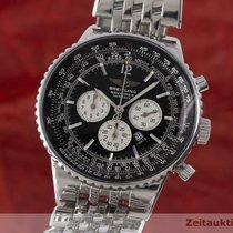 Breitling Navitimer Heritage Chronograph Automatik Stahl A35350