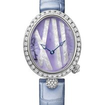 Breguet new Automatic 32,7mm White gold Sapphire crystal