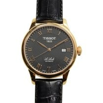 Tissot T-classic Stainless Steel Black Automatic T41.5.423.53