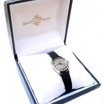 Baume & Mercier Geneve Baumatic 1970c Lady With Case B&M