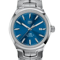 TAG Heuer Link Calibre 5 WBC2112.BA0603 2020 new