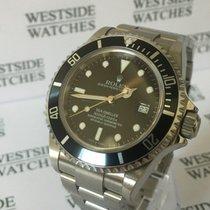 Rolex Sea-Dweller 4000 16600 2008 подержанные