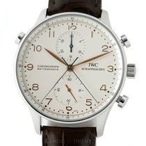 IWC Portuguese Chronograph IW3712-02 pre-owned