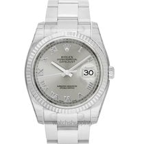 Rolex Datejust White gold 36.00mm Grey United States of America, California, San Mateo