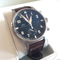 IWC Pilot Spitfire Chronograph IW387808 2016 occasion
