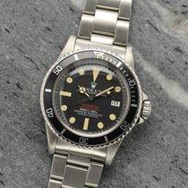Rolex 1665 Acier Sea-Dweller (Submodel) 40mm