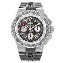 Breitling Bentley GMT Titan 45mm Crn Bez brojeva