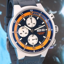 IWC Aquatimer Chronograph pre-owned 44mm Steel