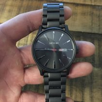 Nixon Steel 42mm Quartz A356131 new