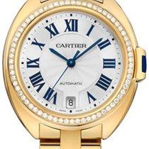 Cartier Tungstène Remontage automatique nouveau Clé de Cartier