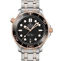 Omega 210.20.42.20.01.001 Staal Seamaster Diver 300 M