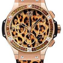 Hublot Big Bang 41 mm neu Automatik Chronograph Uhr mit Original-Box und Original-Papieren 341.PX.7610.NR.1976