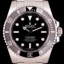 Rolex Submariner (No Date) καινούριο 2019 Αυτόματη Ρολόι με γνήσιο κουτί και γνήσια συνοδευτικά έγγραφα 114060