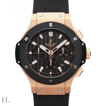 Hublot Big Bang 44 mm Cerâmica 44mm Preto
