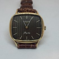 Longines Yellow gold 36mm Manual winding 17457853 pre-owned